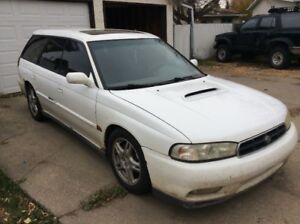 1997 Subaru Legacy 2.5 GT Wagon $700 OBO Will accept offers