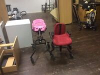 1x Disability comfort chair