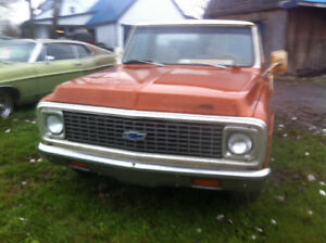 Chevrolet C10 pick up 1972