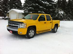 2008 CHEV LS CREW CAB 4x4