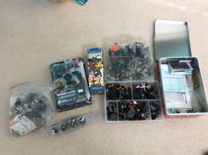TONS of Heroclix Very good condition Rares - $100