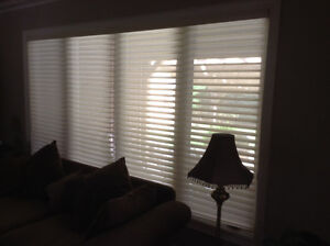 """Silhouette by Hunter Douglas 81""""w x (up to) 81"""" long"""
