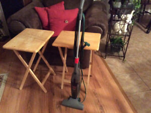 Selling a small vacuum really good suction