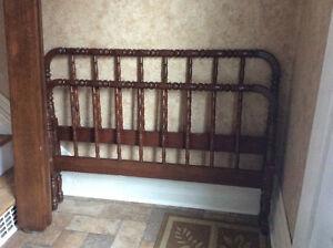 Antique Jenny Lind Bed