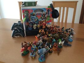 XBox 360, Wireless controllers and skylanders