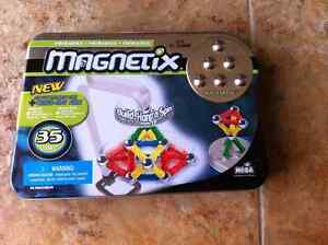 Magnetix Magnetic Building Set