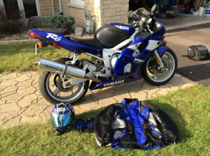 1999 Yamaha YZF R6 Great Condition
