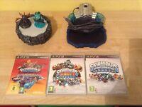 PS3 sky landers bundle