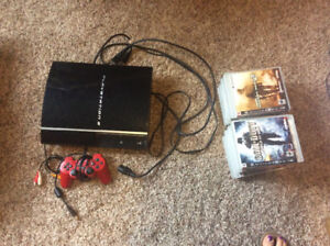 PS3 system