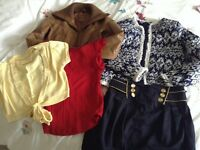 Clothes Bundle 5 items teenagers/ladies Size 8-10 Good Condition