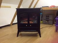 2kw electric fire
