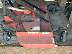 For Sale used three point hitch finishing mower