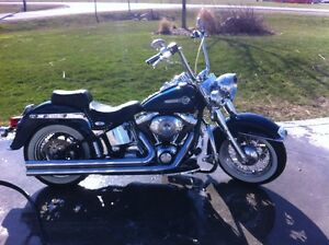 Georgeous Heritage Softail Classic for Sale