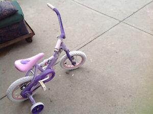 Princess Glitter bike