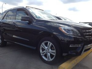 2013 Mercedes-Benz M-Class ML350 BlueTEC SUV, Crossover