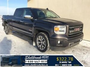 2015 GMC Sierra 1500 SLT-NAV,HEATED SEATS - $322.78BW!