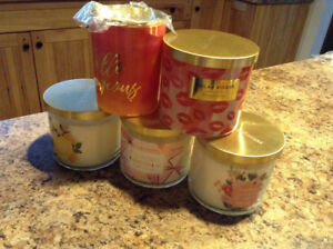 Charmed Aroma Candles Assorted Scents