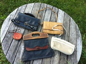 Sac à main - Sacoche et sac d'école - Vintage entre 5$ à 65$