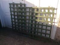 Garden Trellis x3 pieces