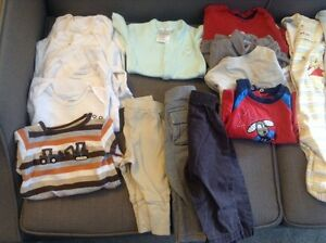 Box of boy's 6 months clothes Kitchener / Waterloo Kitchener Area image 2
