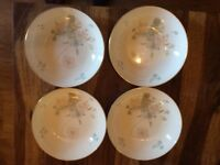 4 royal doulton serving bowls