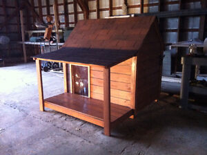 Custom Dog / Pet Houses - luxury and basic! London Ontario image 8
