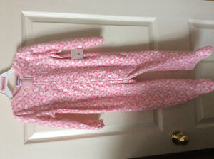 NWT - Juicy Couture Fleece Sleeper - size 3T London Ontario image 2