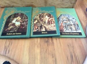 Hard cover books 10$ for all or 3$ each