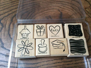 Stampin' Up stamp sets I