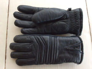 Vintage Gordini Womens Leather Gloves High Quality Size:Large