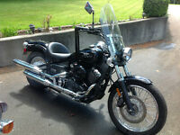 2006 Yamaha V-Star 650 Custom
