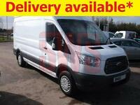 2015 Ford Transit 350 Trend 2.2 DAMAGED REPAIRABLE SALVAGE