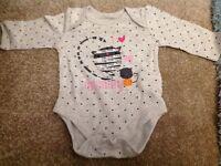 Halloween baby bodysuit brand new ideal gift