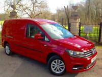 2016 Volkswagen Caddy Maxi 2.0TDI C20 MAXI HIGHLINE / LONG WEEL BASE VAN