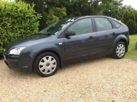 2005/55 Ford Focus 1.6 LX 83,000 MILES STOCK CLEARANCE SALE NOW £1648