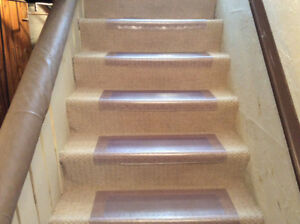 Stair covering