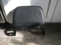 Backrest for Kawasaki Concours 1000
