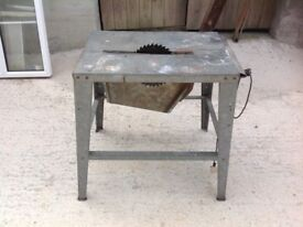 Table saw 240v