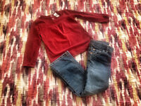 Gap, Zara, H&M, girl's clothes size 3T, 4T