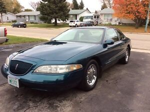 1997 Lincoln  Mark VIII. LSC. Class and Performance