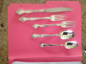 Oneida Affection Silverplate Place Setting