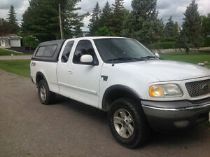 2003 F-150 4X4 XLT extended cab