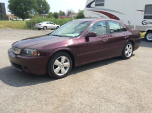 2006 Lincoln LS V8 performance package Berline