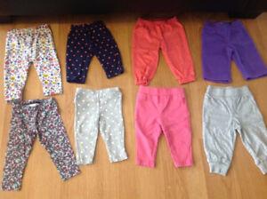 8 paires de pantalons