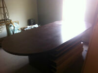 Board Room Table, excellent condition