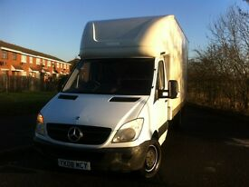 Mercedes sprinter Luton lwb long MOT