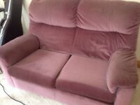 Parker Knoll 2 +2+1 seater suite URGENT