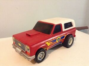 Chevy truck toy