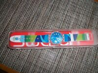 2010 WINTER PARALYMPIC  SWATCH WATCH