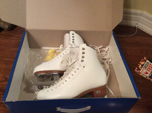 Riedell Edge competition boots size6 like new